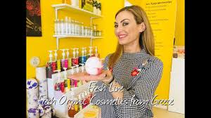 fresh line fresh organic cosmetics