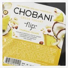 12 chobani flip flavors ranked