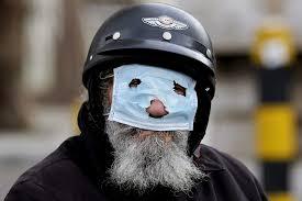 Photos: A look at coronavirus masks around the world - Los Angeles ...