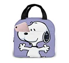 OAbear Snoopy Lunch Bag Lunch Tote Bag for Women Men Insulated  Water-Resistant Lunch Bags for Picnic/Boating/Beach/Fishing/Work: Food  Carriers: Amazon.com.au