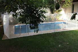 White Swimming Pool Fences Baby Guard Pool Fence