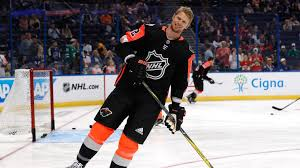 Look back: Eric Staal at 2018 All-Star Game