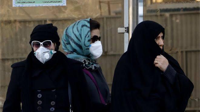 د ایران پلازمېنه یوه سخت بد بوی نیولې