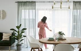 Easy Ways To Refresh A Room With Curtains Ikea