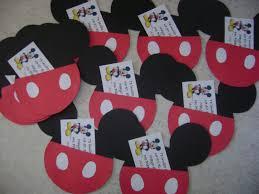 Invitaciones Cumpleanos Mickey Mouse Para Pantalla Hd 2