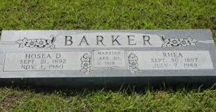 Brashear Cemetery - B