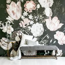 dark fl blossom modern clic