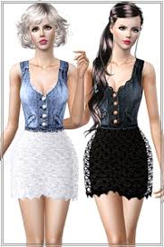clothing lorandia sims 3 fashion