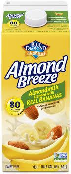 almondmilk blends almond breeze
