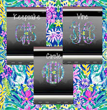 Monogram Car Decal Monogram Decal Car Decal Car Monogram Decal Car Decal Monogram Stickers Monogram Decal For Car P1268