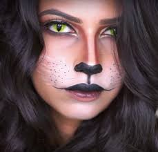 cat halloween makeup popsugar beauty uk