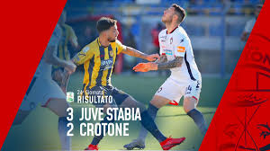 Calcio Serie B: Juve Stabia vs Crotone ...