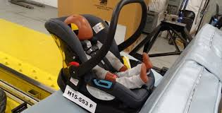 best infant car seats with crash tests