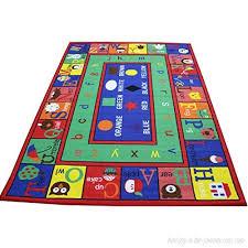 8 X10 Kids Girls Boys Children Toddler Playroom Rug Carpet Nursery Room Area Rug Bedroom Rug