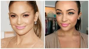 oscars 2016 hair makeup tutorial