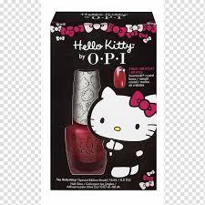 o kitty opi s nail polish