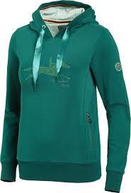 "Schockemöhle Sports ""Carol Style"" Sweatshirt - Ivy Green - EquusVitalis  Onlineshop"
