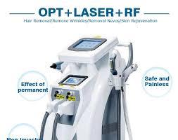 shr hair removal rf skin rejuvenation
