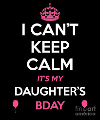 Pin by Keisha West on Happy Birthday | Happy 2nd birthday, To my daughter,  Cant keep calm