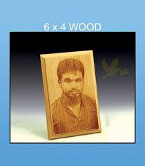 wooden photo gift end low