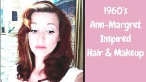 1960 s ann margret inspired hair makeup