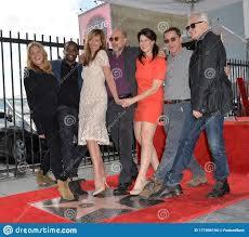 Mary McCormack & Dule Hill & Allison Janney & Richard Schiff ...