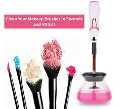 clean your makeup brushes at home