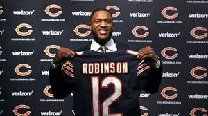 Bears' Allen Robinson changes Twitter ...
