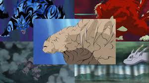 Tailed Beasts: The 1 Tail, The 2 Tails, The 3 Tails, The 4 Tails & The 5  Tails | Anime, Boruto next generation, Naruto shippuden