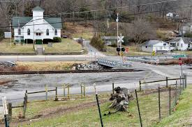 New Bridge Causes Issues In Kincaid Dot Says They Re Fixing The Problem News Register Herald Com