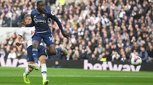 Match Report: Tottenham Hotspur 1-1 Watford
