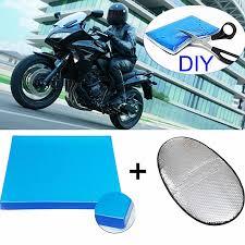 gel pad motorcycle seat cushion