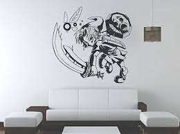 Zelda Wall Decal Phone Videogame Sticker Decor Vinyl Mural 3d Kids Room Ma10