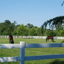 Weatherables 4 Ft H X 8 Ft W 3 Rail Vinyl Fence Panel Ez Pack Pwhf Thd3rail6 5 1 5x5 5 The Home Depot