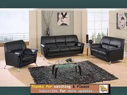 leather sofa living room