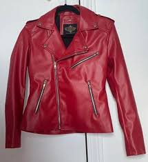 hot topic red serpents jacket curtsy