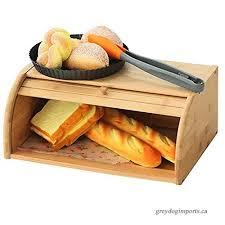 bread storage bin roll top breadbox