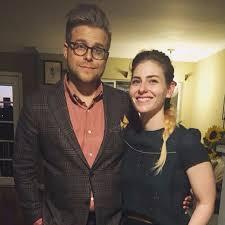 Adam Conover and his girlfriend Lisa Hanawalt, apart from their involvement  in BoJack Horseman, share humorous attitud…   Actors & actresses,  Girlfriends, Actresses