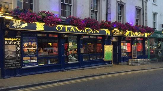 Lanigans Hostel accommodation in Kilkenny