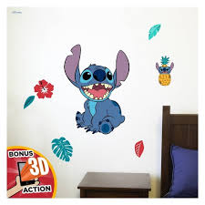 Stitch Wall Decal Target