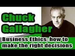 Chuck Gallagher- How to Make Good Decisions Naturally | #SBSS ...