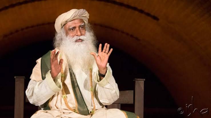 Image result for sadhguru speaking