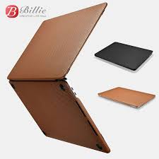 genuine leather cover case for macbook