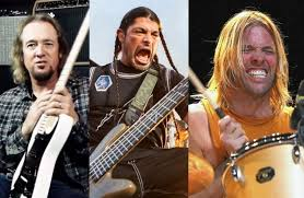 "Foo Fighters, Metallica and Iron Maiden ""form"" secret supergroup"
