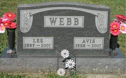 Avis Pickens Webb (1922-2007) - Find A Grave Memorial