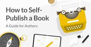 how to self publish a book in 2020 7