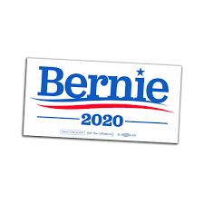 Bernie 2020 Sticker Bernie Sanders Campaign Store