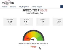 SPEED TEST - Spectrum Internet