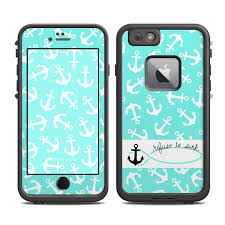 Lifeproof Iphone 6 Plus Fre Case Skin Refuse To Sink By Brooke Boothe Decalgirl