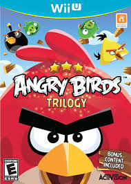 Amazon.com: Angry Birds Trilogy - Wii: Video Games